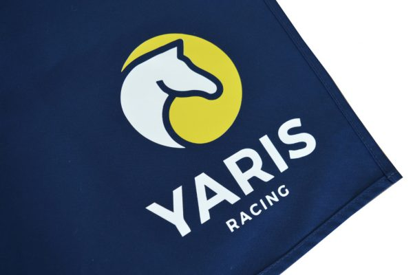 Yaris Racing Number Cloth 2